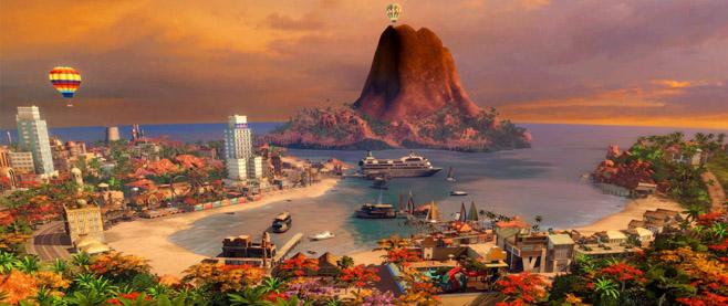 Tropico Island