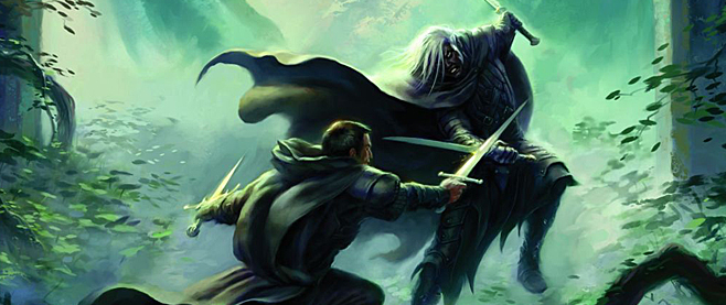 R A  Salvatore's Neverwinter Saga, Book II | Unwinnable