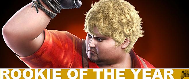 Rookie Tekken 6