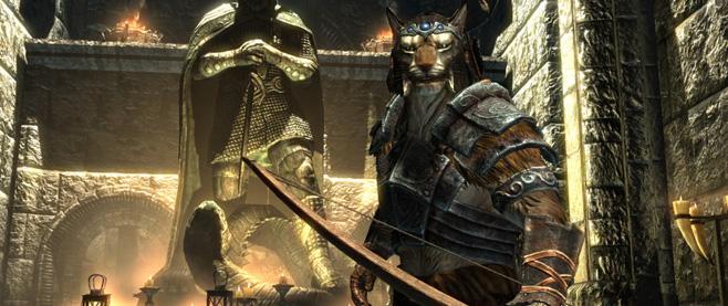Unwinnable Plays Elder Scrolls V: Skyrim   Unwinnable