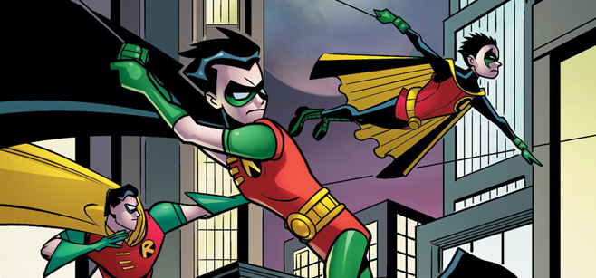 Batman: Brave and the Bold 13