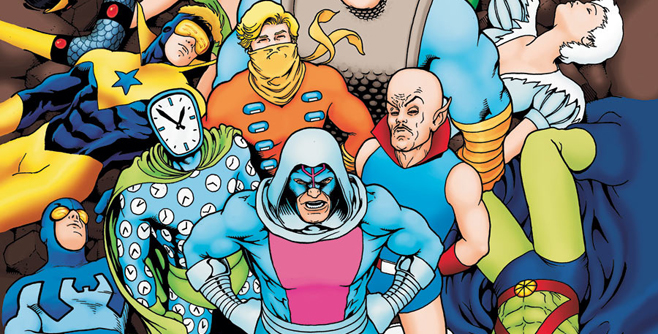 Justice League RetroActive: 1990s One-Shot