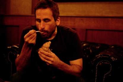 Ken Levine Soft Serve Ice Cream