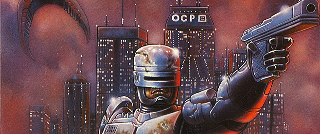 RoboCop 2 comic