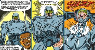 RoboCop 2 INSANE