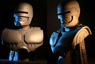 Robocop Statue first look