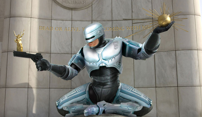 Spirit of RoboCop