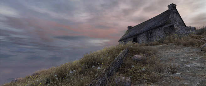 Dear Esther - Croft