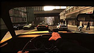 Driver: San Francisco interior