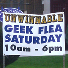 Geek Flea 3 in (More) Pictures