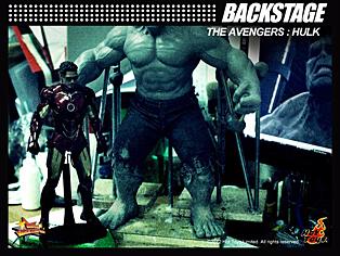 Hot Toys Hulk Teaser