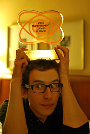 Renaud Bédard - Award