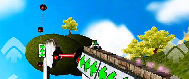 jAggy Race 2