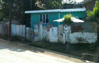 Typical Jamaican House