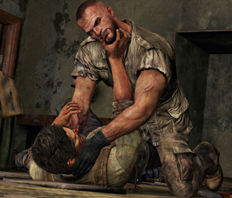 The Last of Us - Joel Pinned