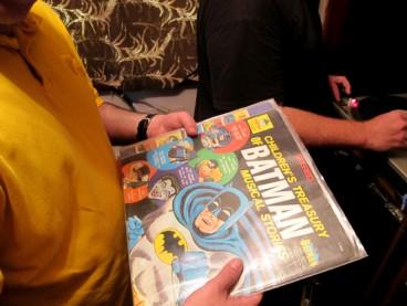 Batman on Vinyl 9