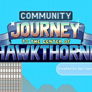 Pixel Representations – Journey to the Center of Hawkthorne