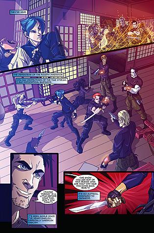 Destiny's Fate inside page