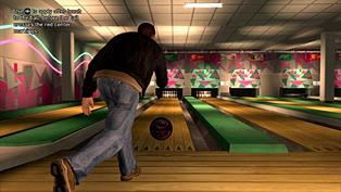 GTA4 - Bowling