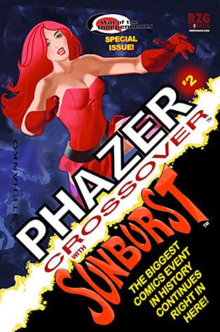 Phazer_Crossover with Sunburst