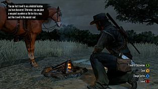 Red Dead Redemption Camp