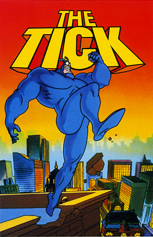 The Tick - cover