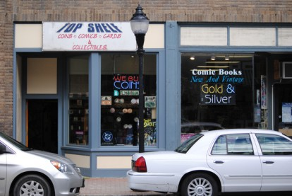 Top Shelf Comics