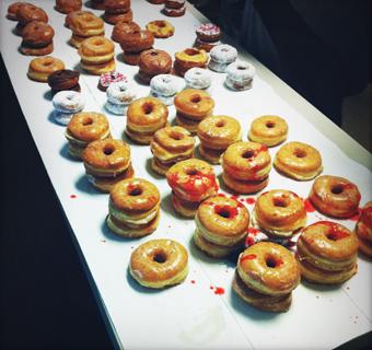 Twin Peaks - Donuts