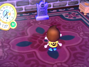 Animal Crossing - Headstone