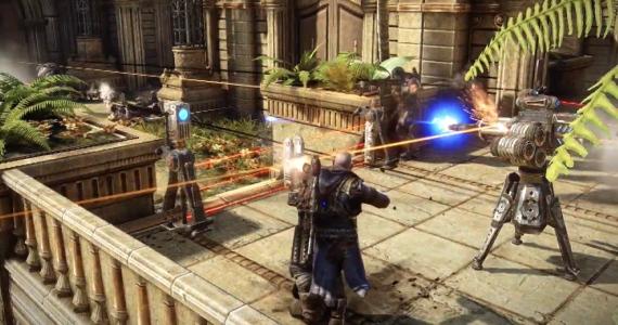 Gears of War 3 Horde Mode