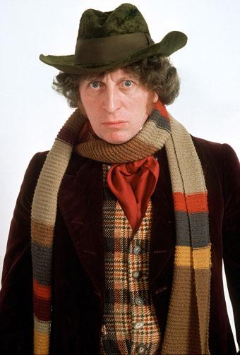 Tom Baker as Dr. Who