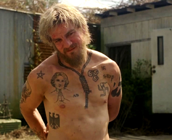 Have you seen the yellow sign unwinnable for True detective tattoo