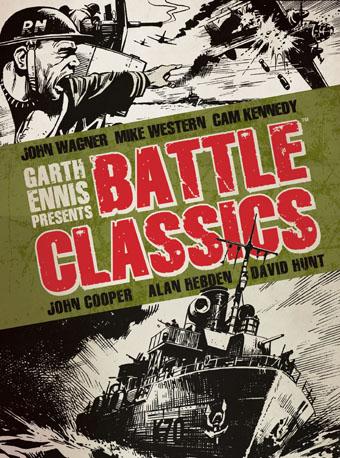 BATTLE CLASSICS COVER