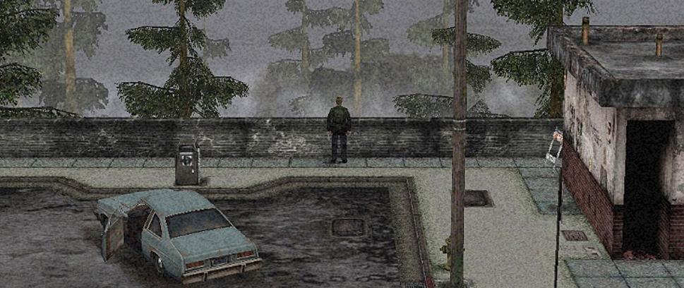 Silent Hill 2_beginning