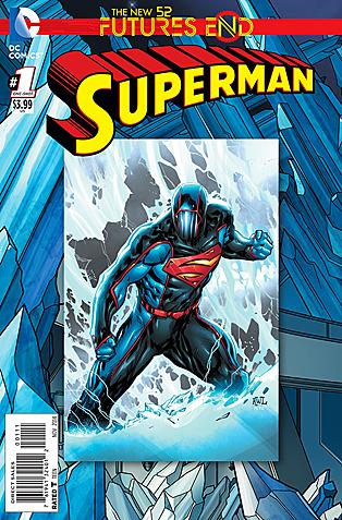 Futures End Superman 1