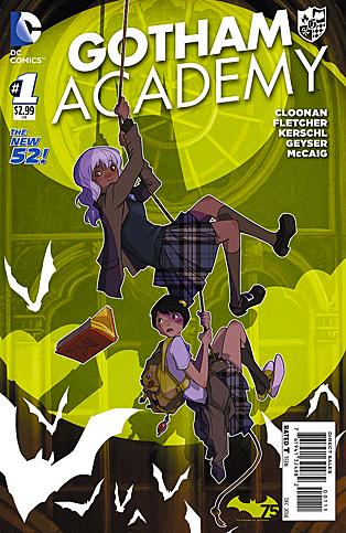 Gotham Academy 1