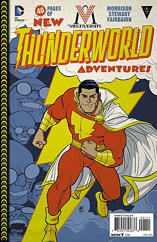 Multiversity - Thunderworld Adventures