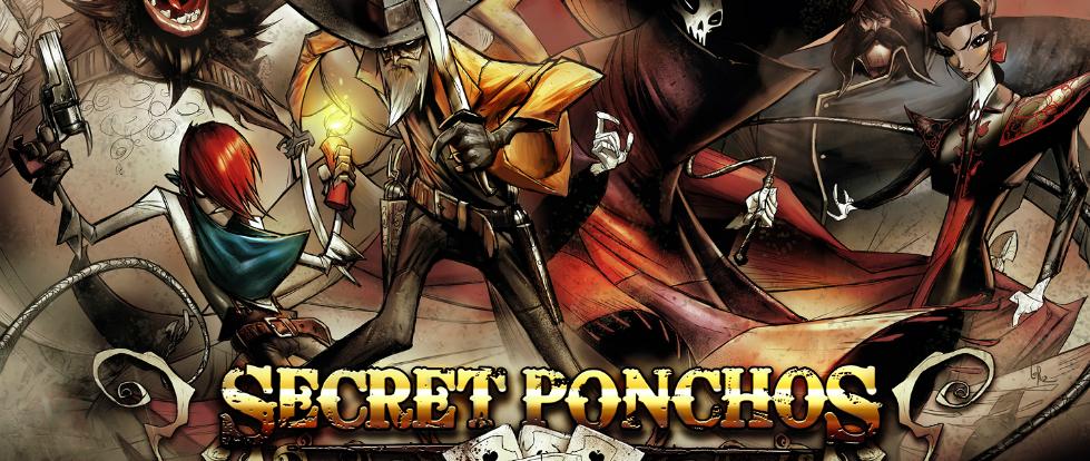 Secret Ponchos