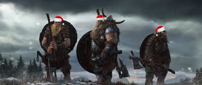 Viking Christmas