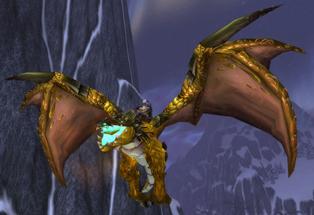 Time lost proto drake