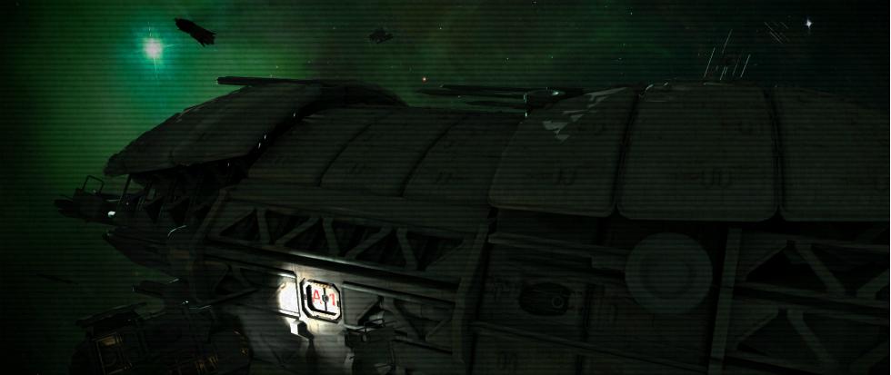 Duskers Explore Derelict Ships