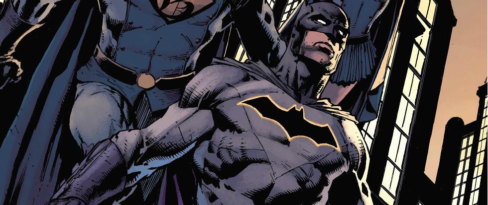 Batman 2 David Finch