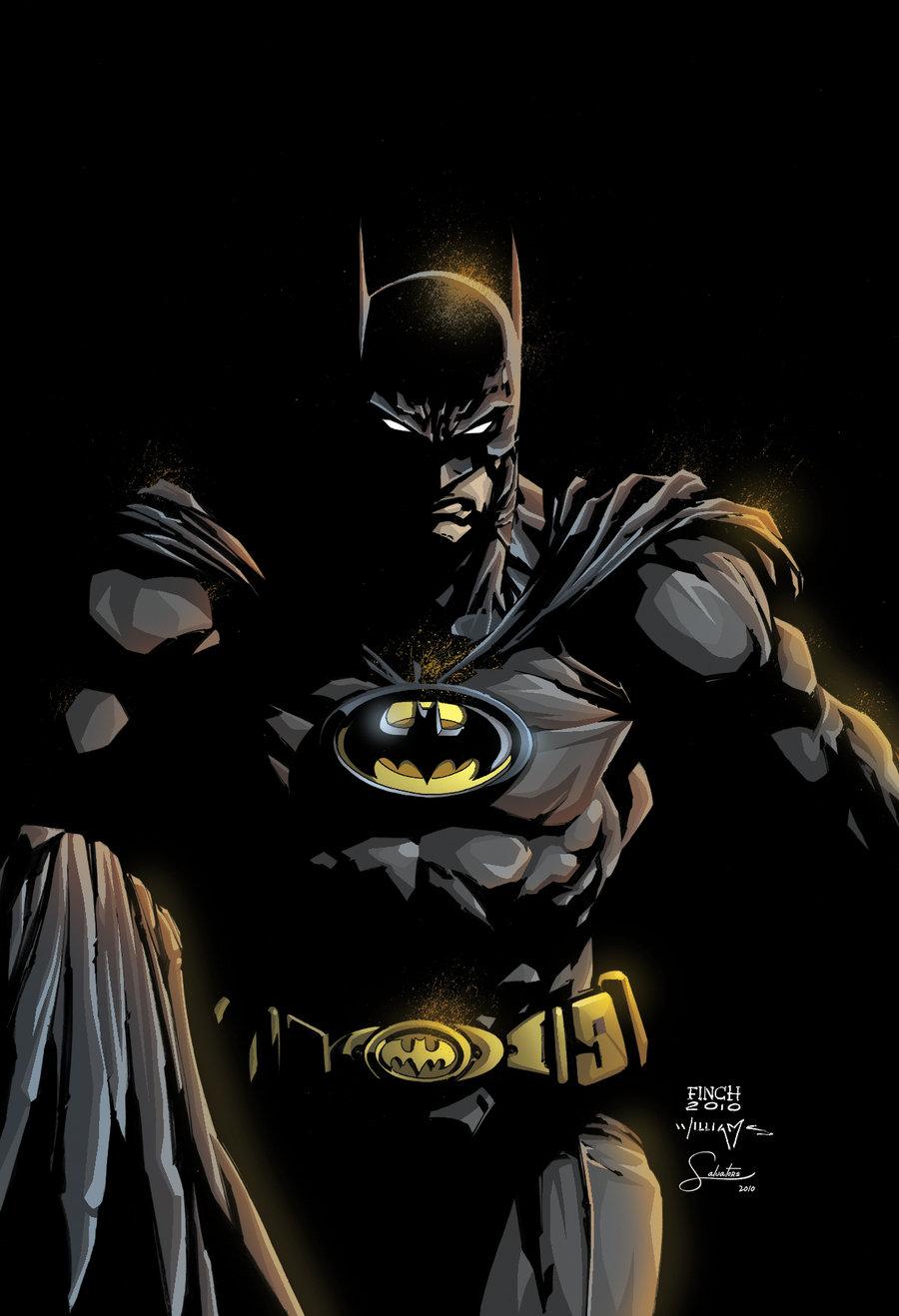 Batman Finch
