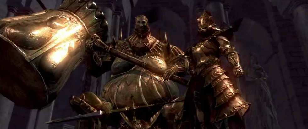 Hardest Dark Souls Boss