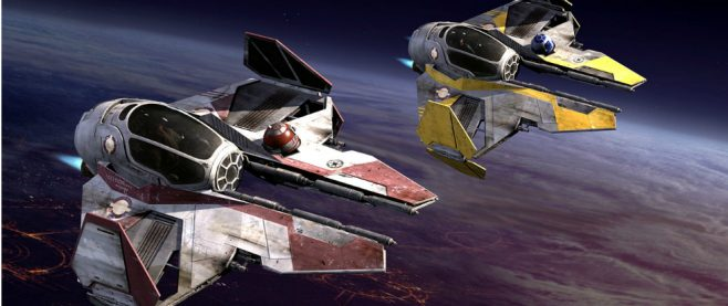 Star Wars Starfighter Screenshot UM80