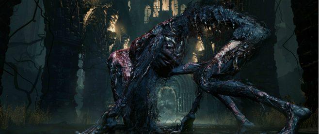 Bloodborne Monster