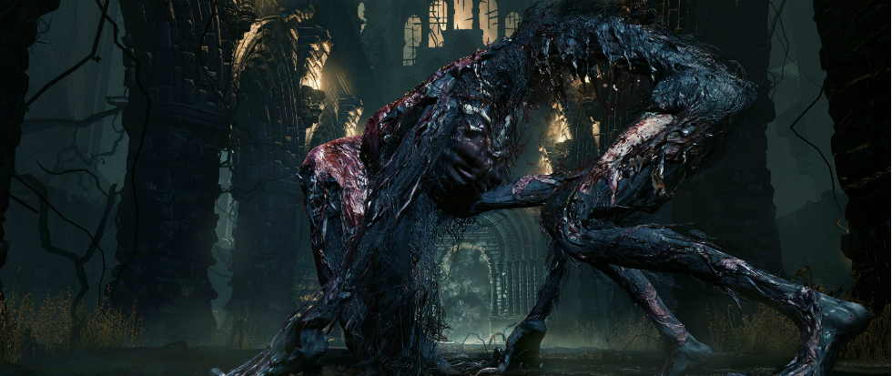 Bloodborne Monster