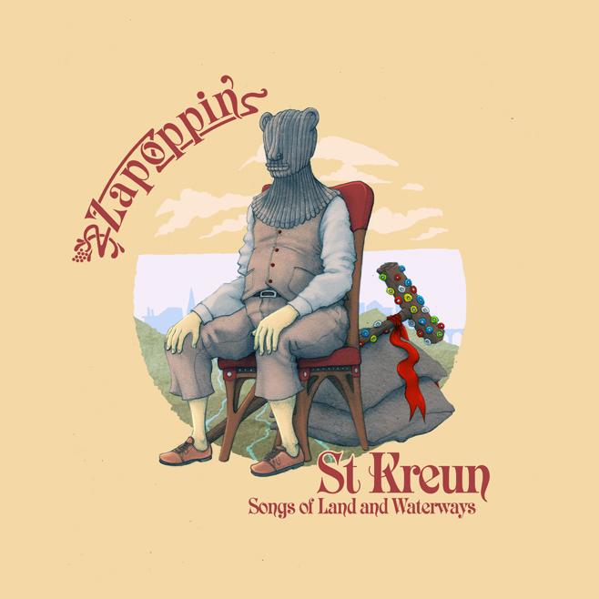St Kreun cover illustration