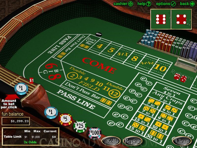 Dice Casino Games