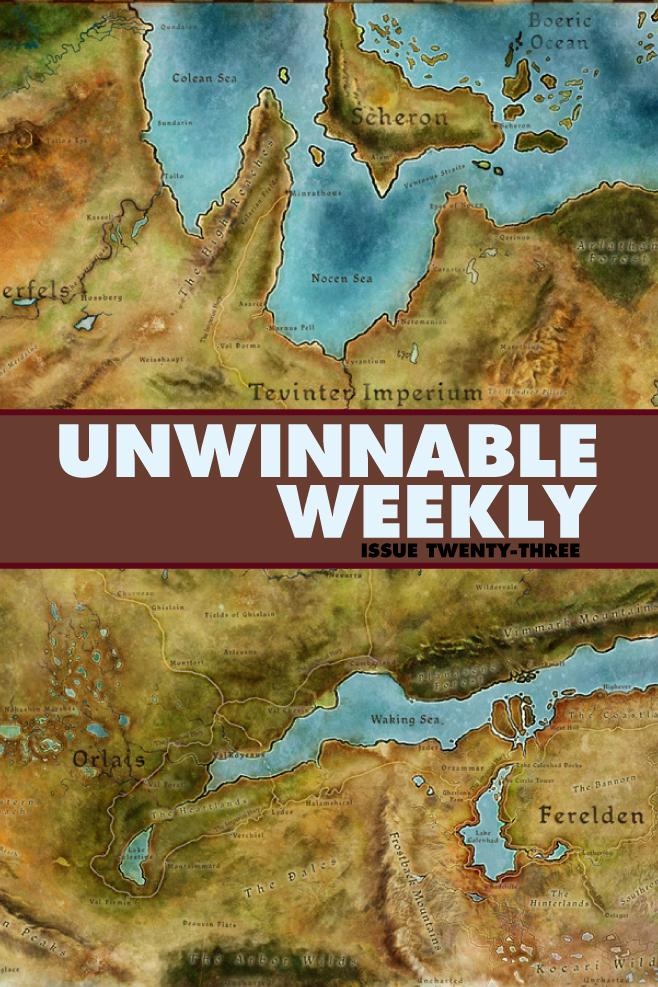 Unwinnable #23